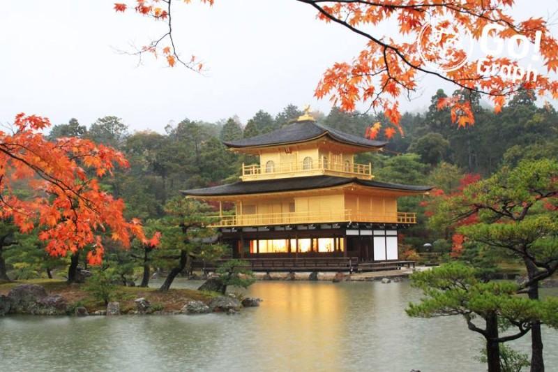 ปราสาทคินคาคุจิ (Kinkaku)
