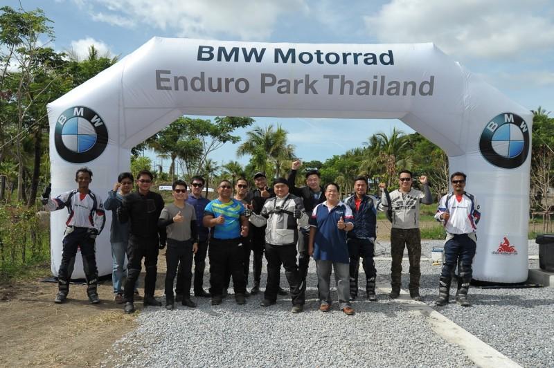 BMW Enduro Park Thailand 01