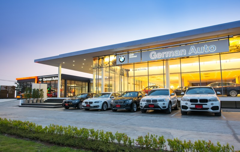 BMW German Auto Pattaya 02