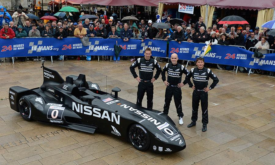 DeltaWing LeMans France