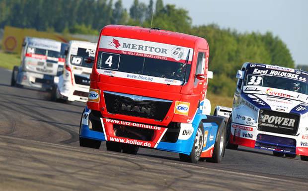 European Truck Race Champinship 2013 Nogaro 7