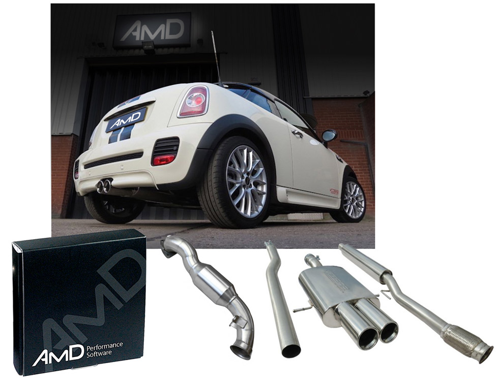 Amd Tuning Mini Cooper S Coupe