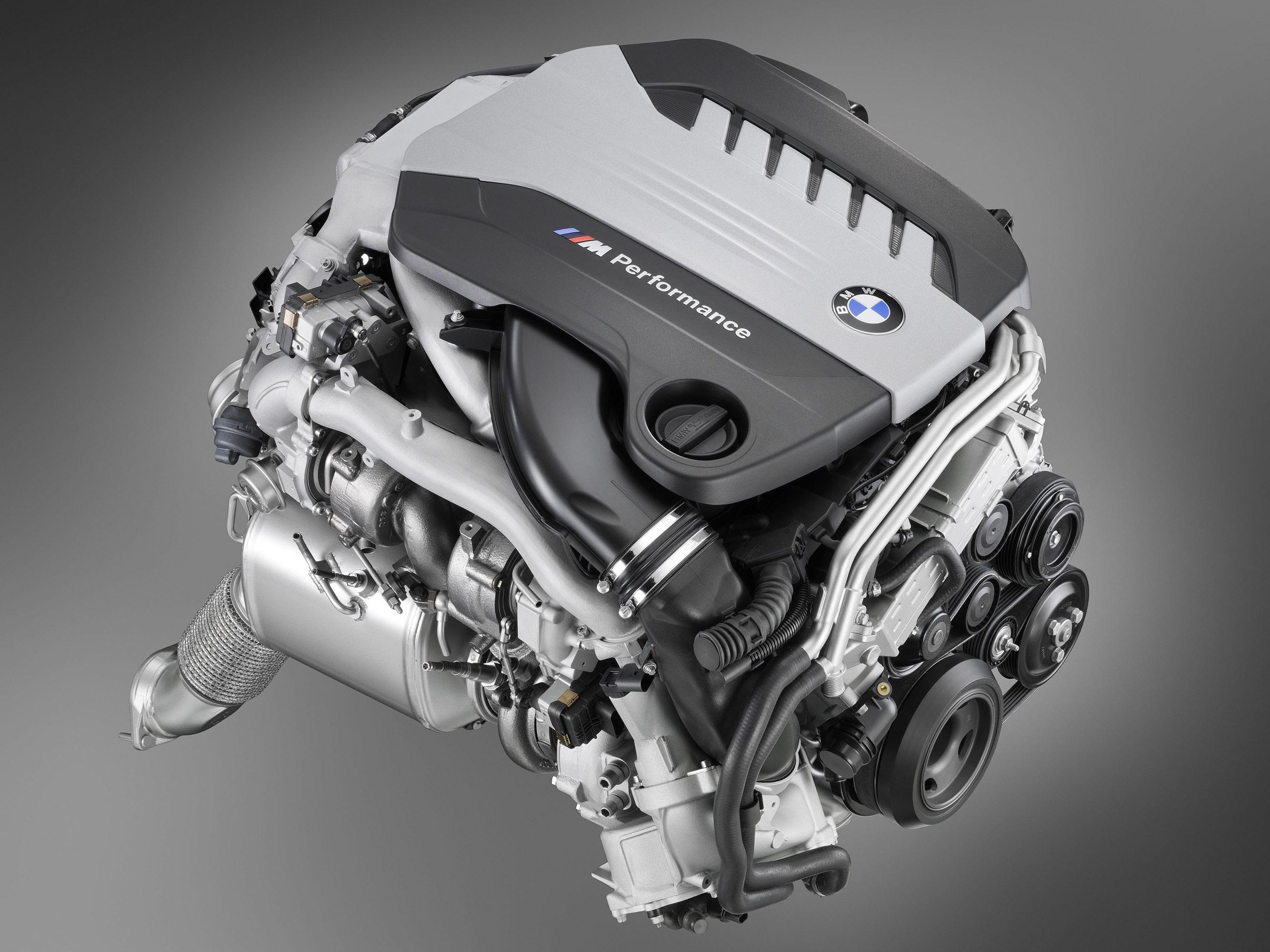 BMW กับขุมพลังใหม่ 400 แรงม้า