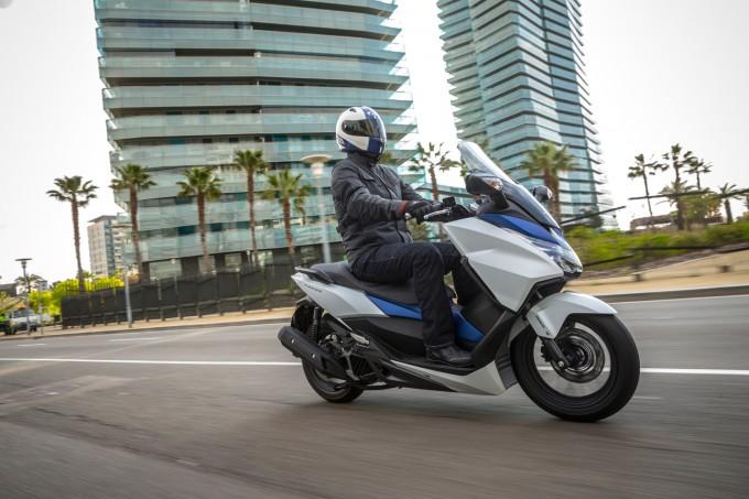Nueva Honda Forza 125 2015 Presentacion Pf 70336