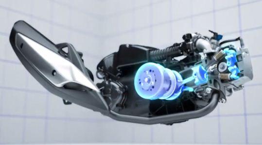 Presentasi Yamaha Nmax 6