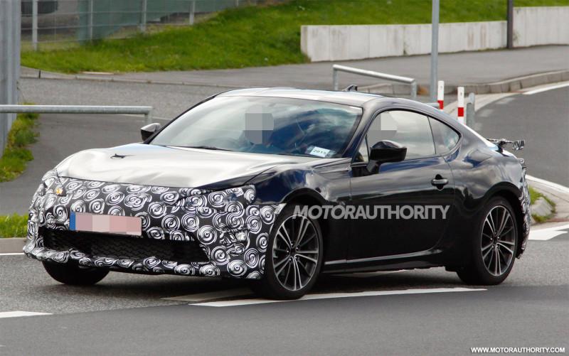 2017 Scion Fr S Toyota Gt 86 Facelift Spy Shots–image Via S Baldauf Sb Medien 100528451 H