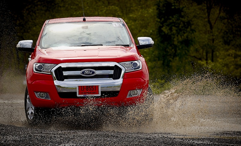 Ford Ranger Media Drive 20