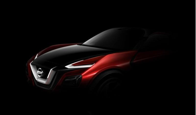 3.Nissan Gripz Concept TEASER