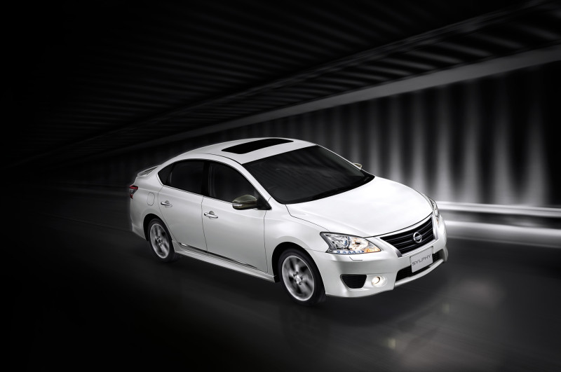 Sylphy DIG Turbo 3