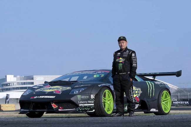 Daigo Saito เปิดตัวรถ Drift คันใหม่ Lamborghini Murcielago