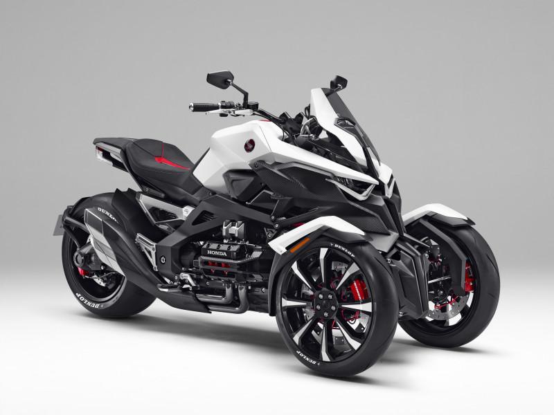 La Fi Hy Honda Neowing Trike 20150930