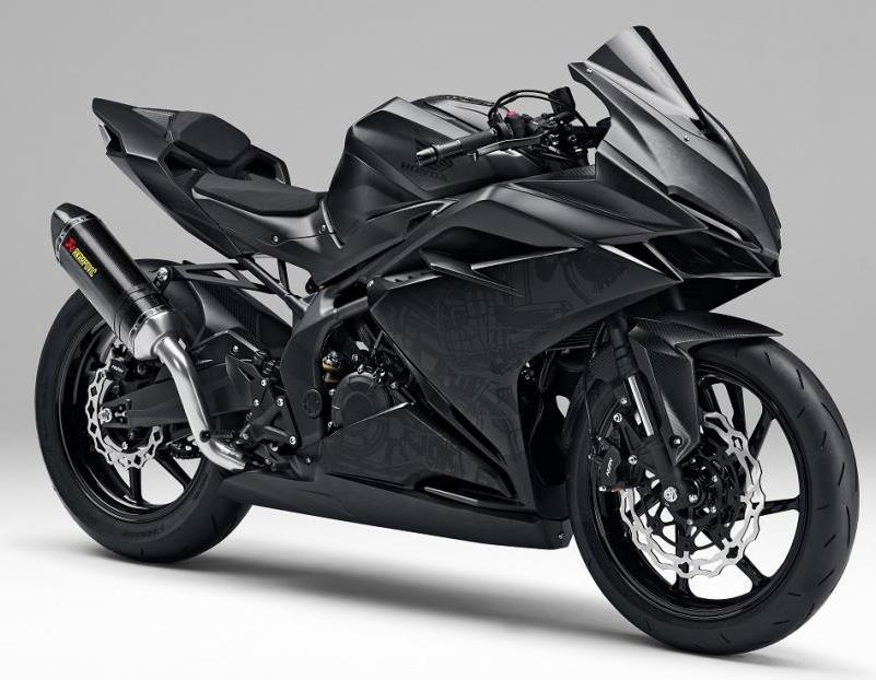 Official Image Of Honda Cbr250rr Light Weight Supe