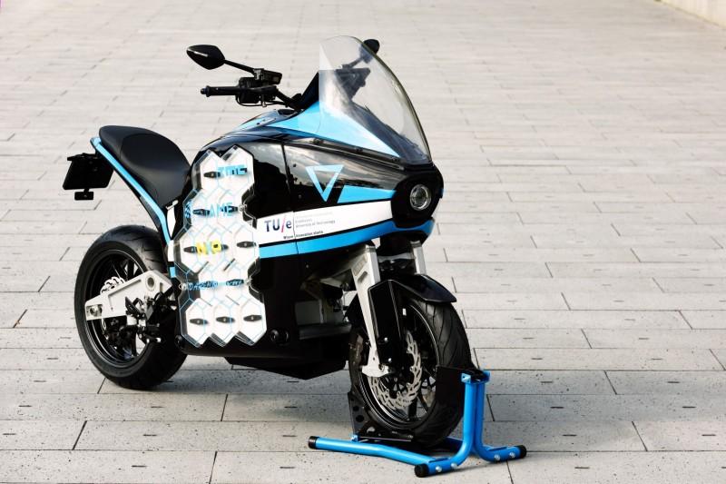 Storm Pulse Electric Concept Bike Promises 236 Mile Range Photo Gallery 8