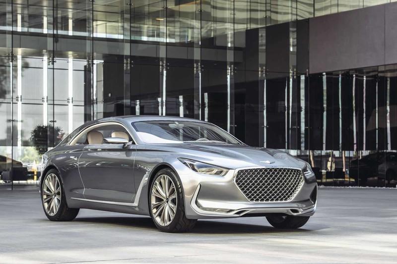 2015 604236hyundai Vision G Concept Coupe