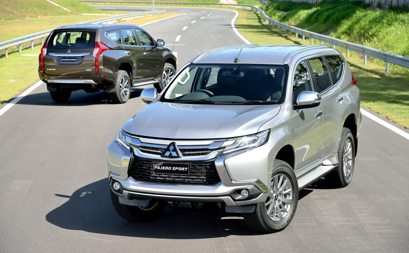 The All New Pajero Sport2