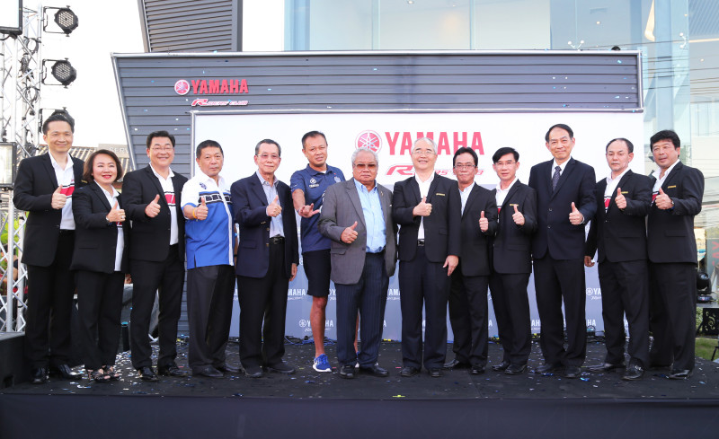 Yamaha Riders Club Grand Opening 01