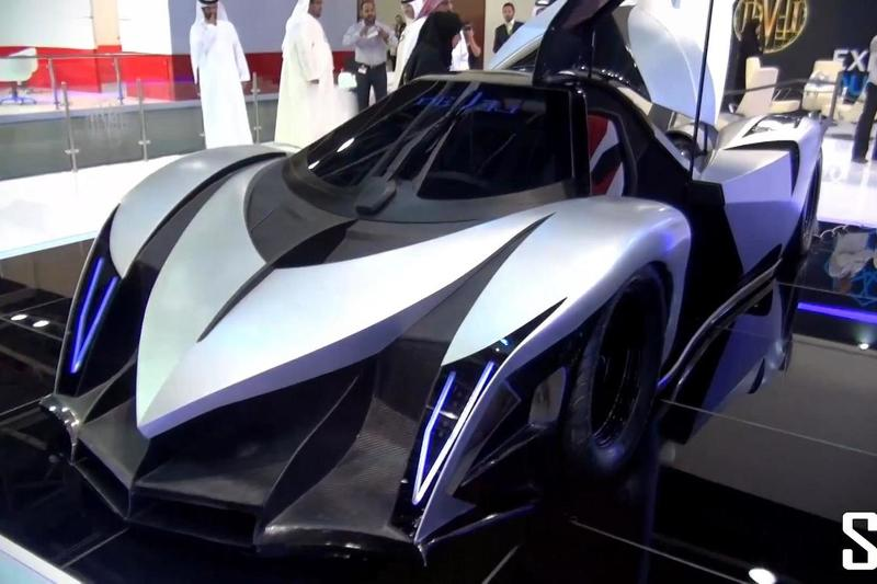 2013 423087 Devel Sixteen Unveiled At Dubai Motor Show
