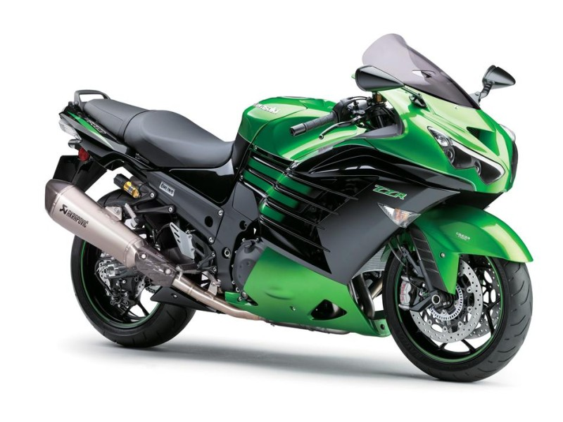 2016 Kawasaki Zzr1400 Power And Torque Unchanged But The Bike Is Now Euro 4 Photo Gallery 4