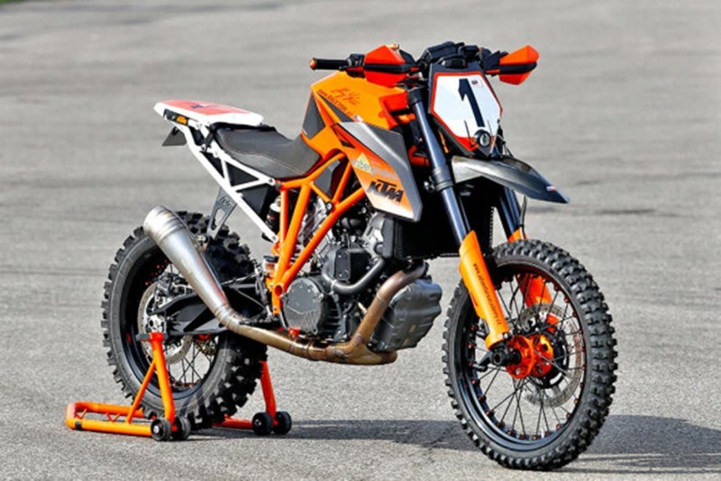 KTM 1290 Super Duke R Off Road