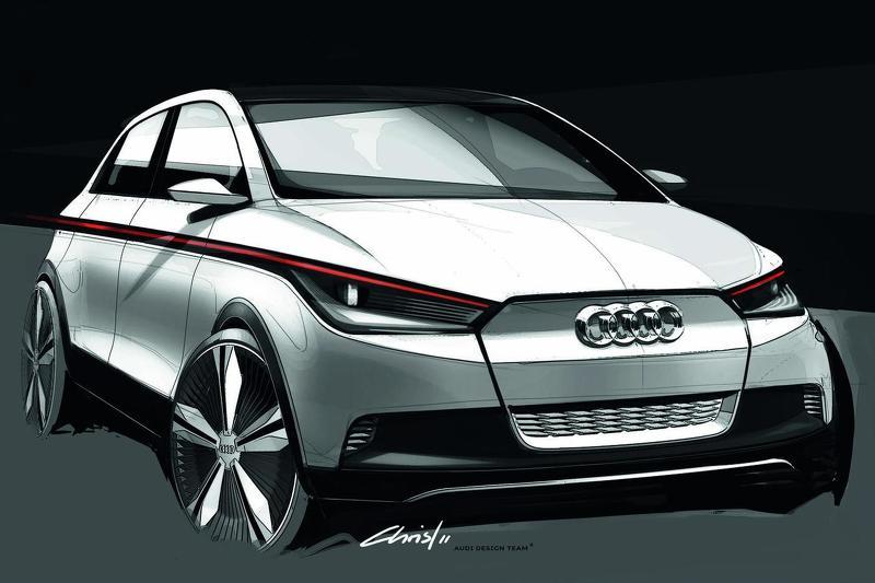 2011 263372 Audi A2 Ev Concept Sketches