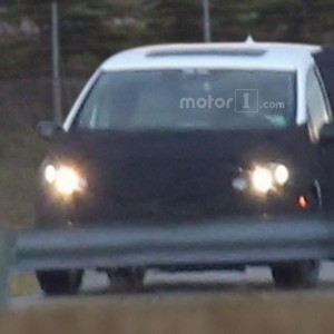 2017 Honda Odyssey Spy Photo (2)