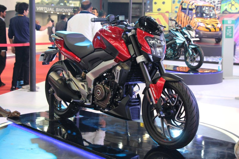 Bajaj Shows The Awesome Pulsar Cs400 And Ss400 Bikes Photo Gallery 1