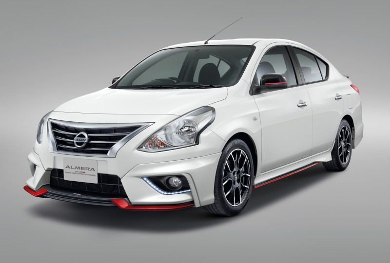5. Almera Nismo – Performance Package 45 Front Side View (2)