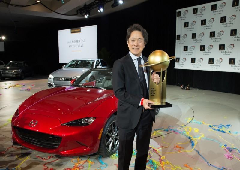 MX 5 Winner World Car Of The Year 2016 1