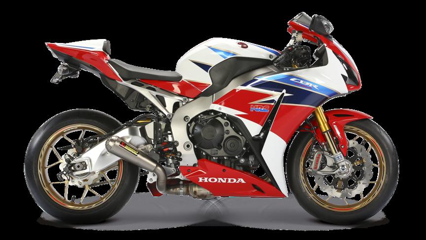 Honda CBR1000RR TT Special Fireblade
