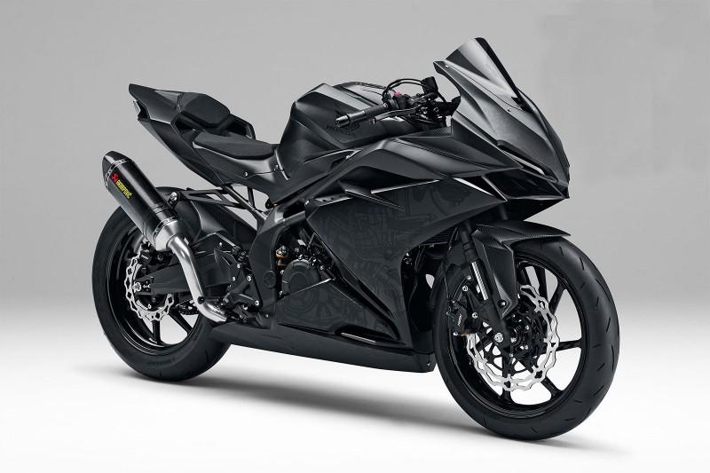 New Honda CBR250RR Pics