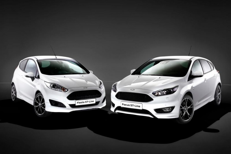Fordst Line 2016 Fiesta Focus St Line