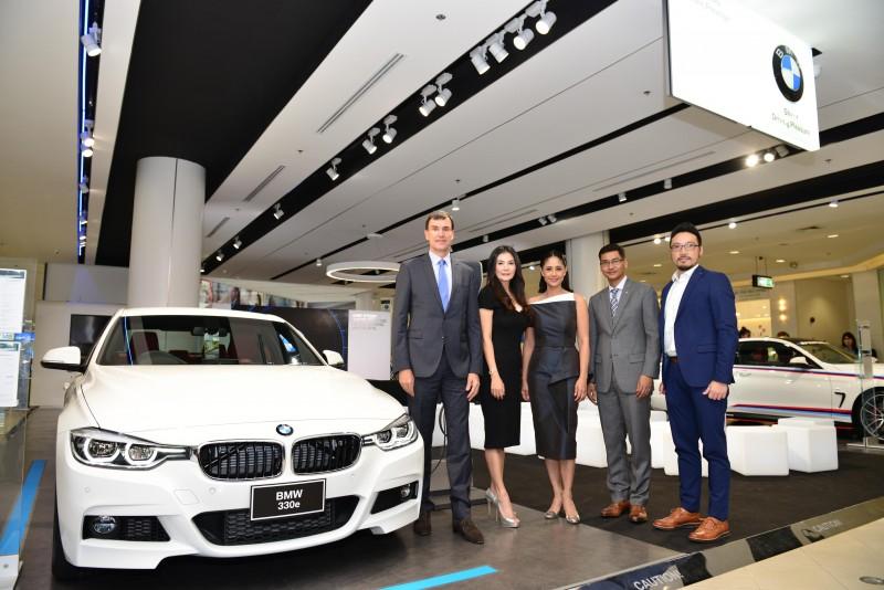 BMW Studio Amorn Prestige Opening (2)