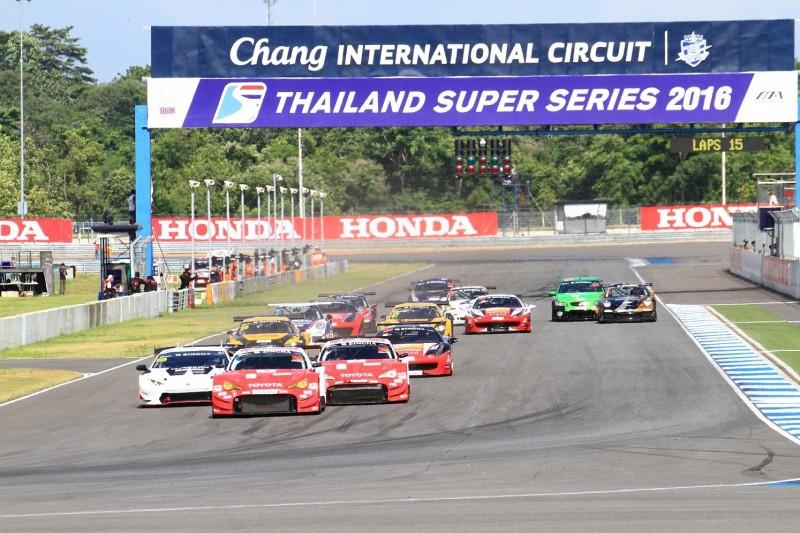 Thailand Super Car GTM 6