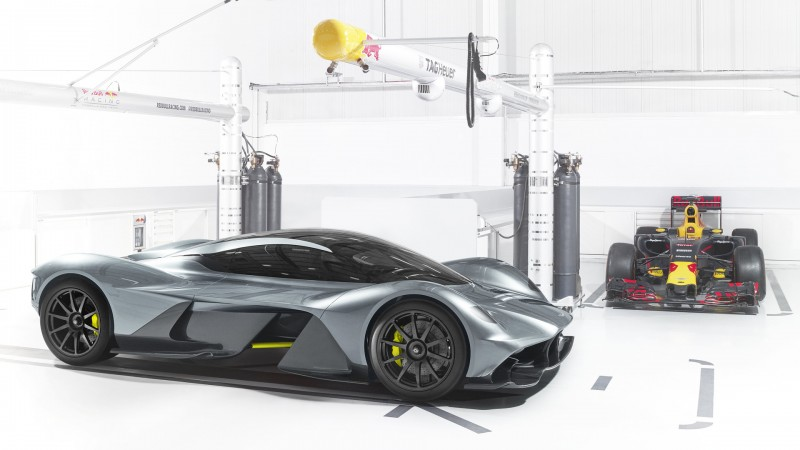 Aston Martin Red Bull Racing Am Rb 001