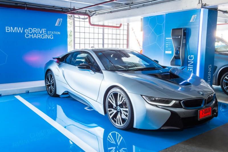 BMW E Charging Station 2