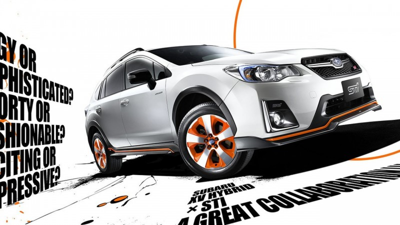 Subaru Xv Hybrid Ts (1)