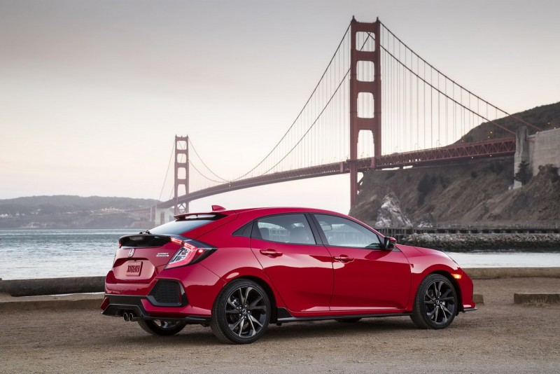 2017 Honda Civic Us Pricing 5