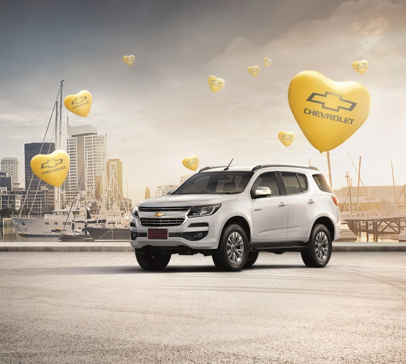 Chevrolet Campaign For Valentine's Day