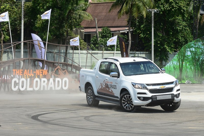 Chevrolet Road Show 1