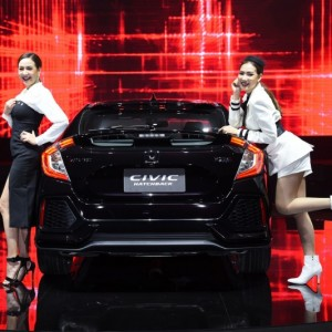 All New Honda Civic Hatchback 4