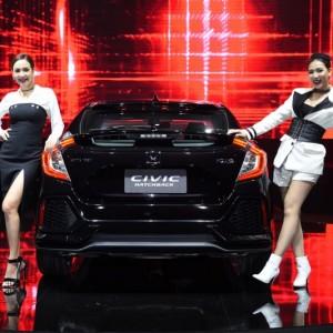 All New Honda Civic Hatchback 7