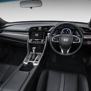 Civic Hatchback Interior (2)