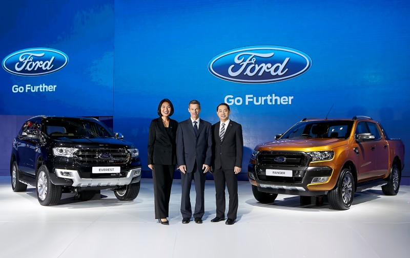Ford Motor Show 2017