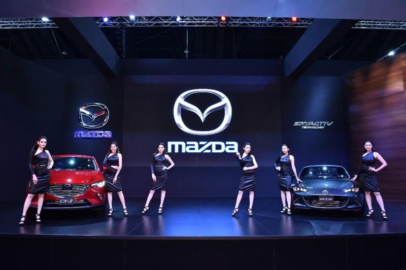 Motor Show 2017 Mazda