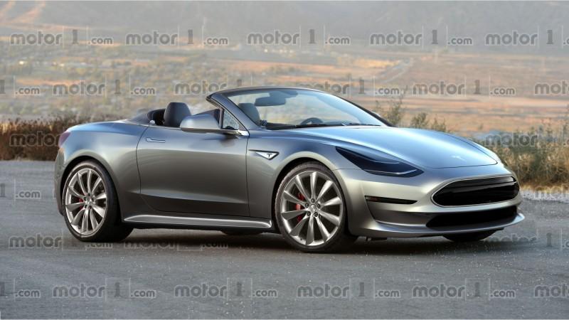 Tesla เผยโปรเจ็คใหม่ โรดสเตอร์เปิดประทุน!!!!