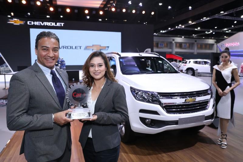 Chevrolet COTY 2017 2
