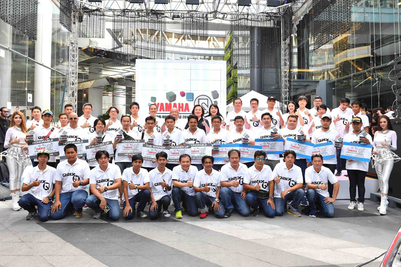 01 ยามาฮ่า เปิดมิติใหม่ของการแต่งรถ จัดประชันไอเดียรถแต่งในกิจกรรม YAMAHA CUSTOM MADE BATTLE 2017
