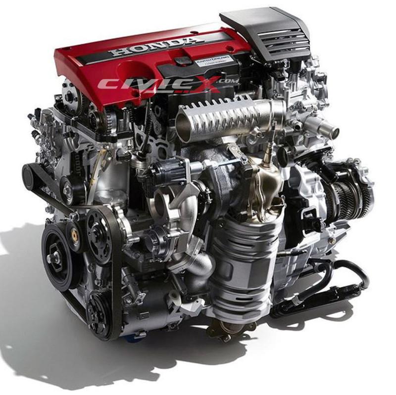 CivicX Type R Turbo 2.0L Engine