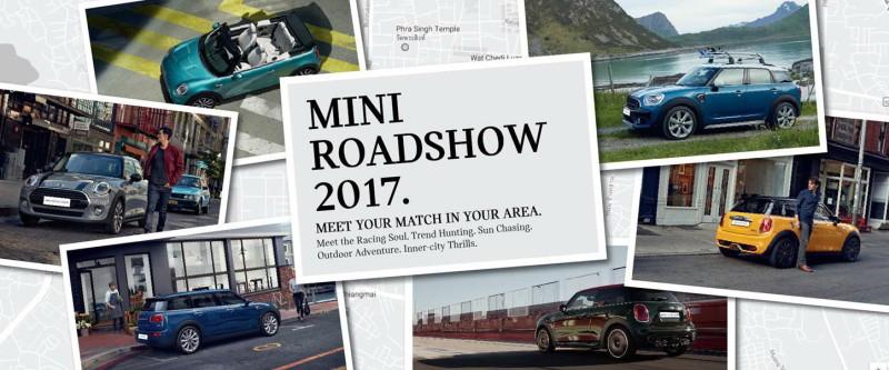 MINI Roadshow 2017