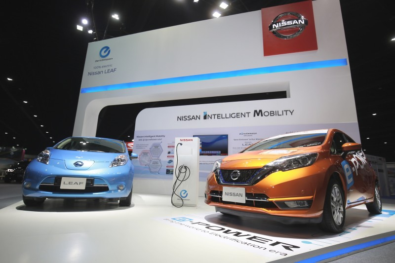 Nissan Thailand Industry Expo 2017  01